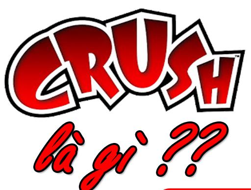 Crush là gì? Lý giải chính xác nhất cho từ Crush trên Facebook