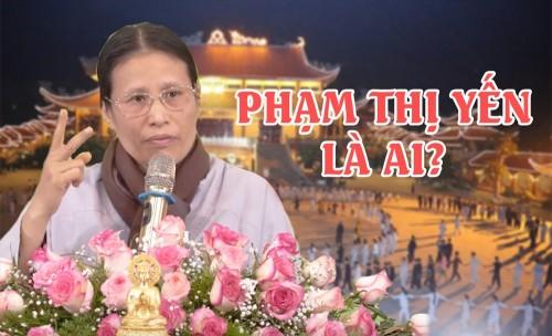 Bà Phạm Thị Yến là ai? Vì sao Bà Phạm Thị Yến lại bị phạt 5 triệu đồng? Mức phạt đó có hợp lý không?