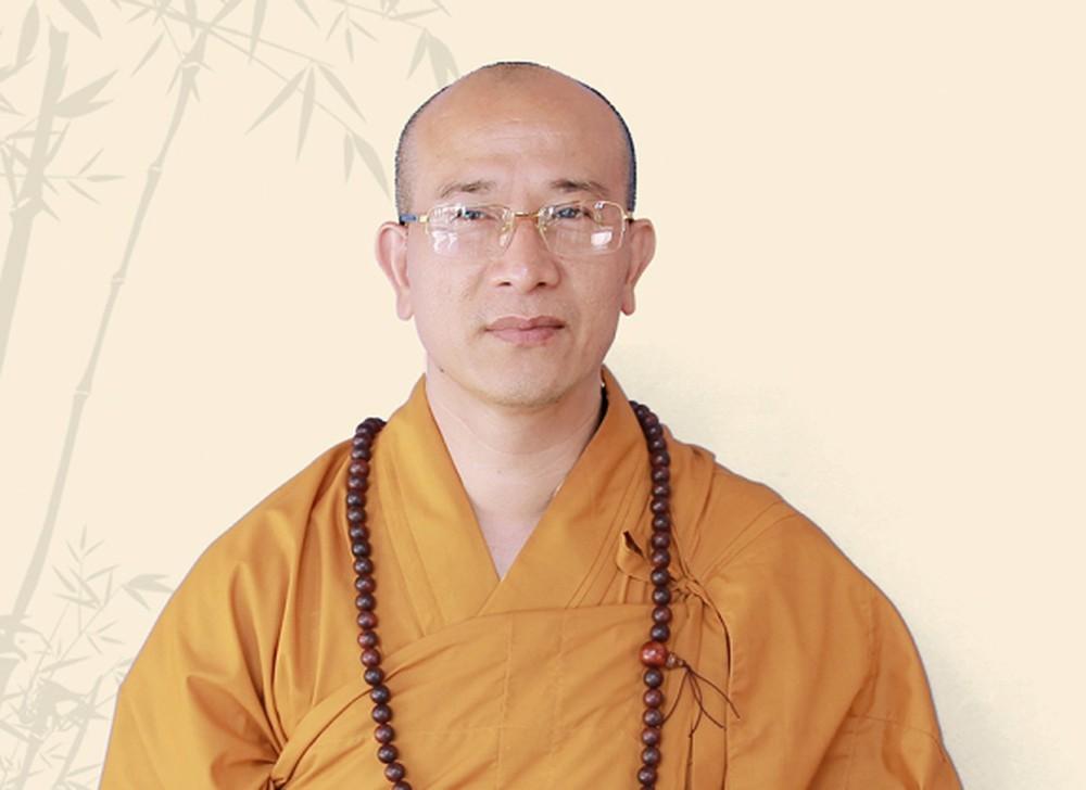 Trụ trì chùa Ba Vàng Thích Trúc Thái Minh bị Giáo hội Phật giáo đình chỉ tất cả chức vụ