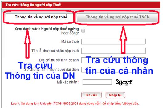 Tracuunnt.gdt.gov.vn – Hướng dẫn Tra cứu thông tin người nộp thuế TNCN TNDN chi tiết