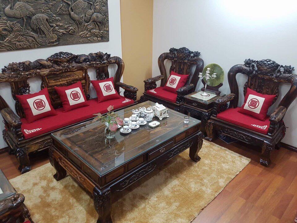 Làm đệm ghế gỗ ở đâu chất lượng nhất tại Hà Nội? Các Eva cần note lại