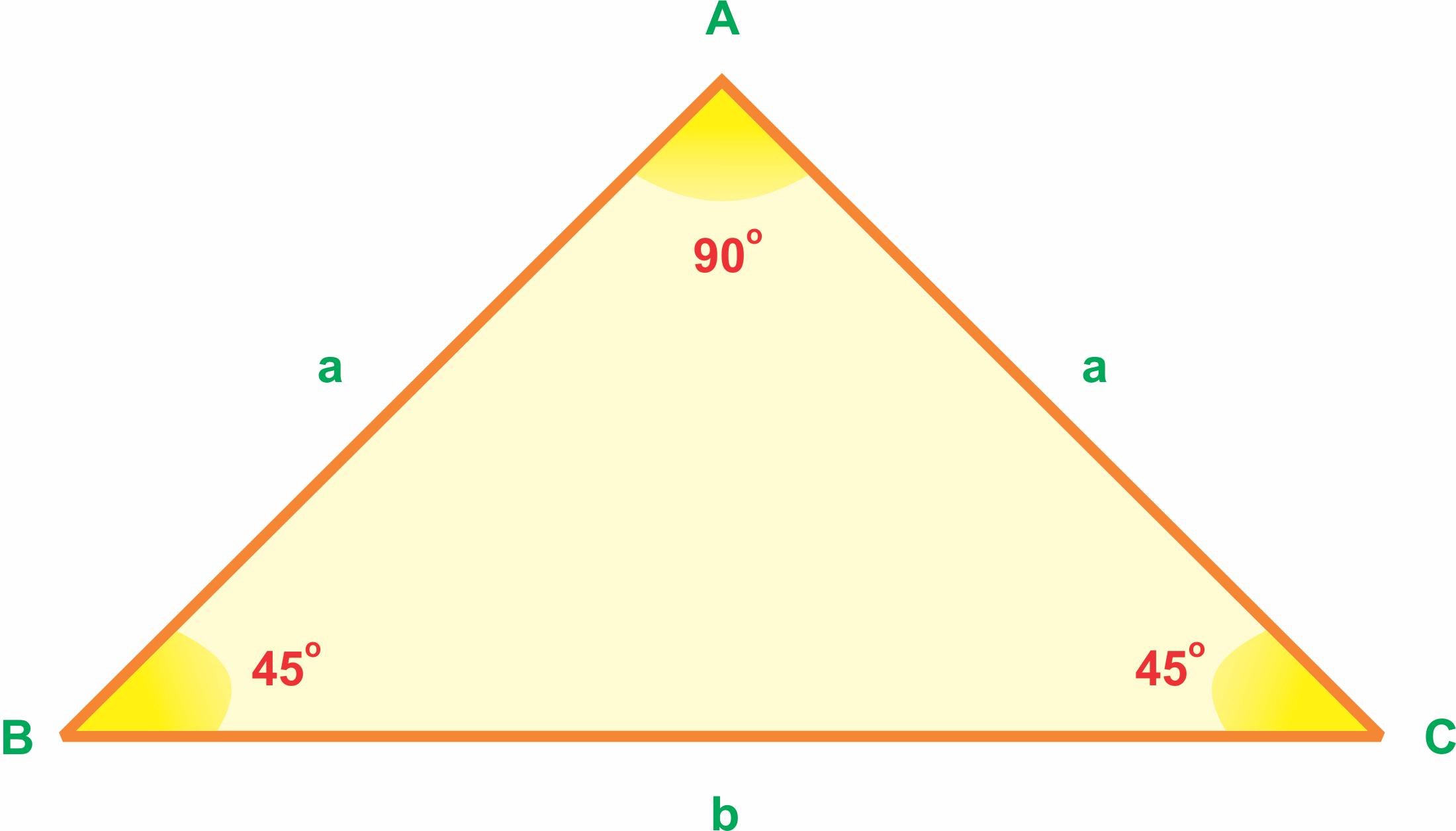 Cách tính chu vi hình tam giác vuông, cân đều và bài tập thực hành