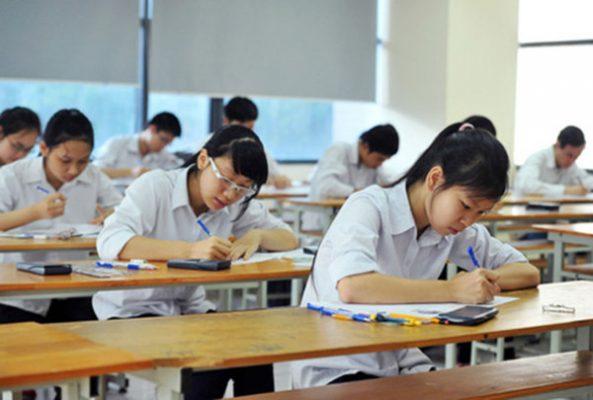 Nhắc lịch thi chính thức kỳ thi THPT quốc gia 2019 và những điều cần lưu ý khi đi thi