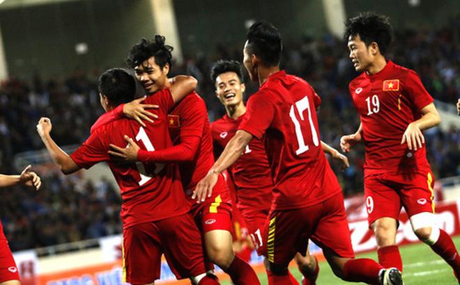 Tuyển Việt Nam đụng độ Thái Lan Lan, Malaysia và Indonesia ở vòng loại World Cup 2022