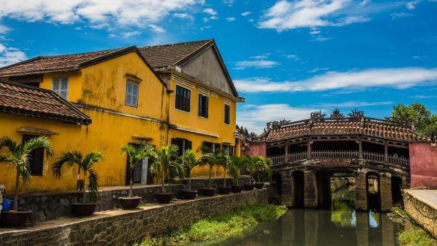 Phố cổ Hội An Việt Nam lọt TOP thành thị đẹp nhất châu Á