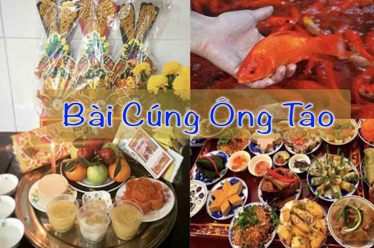 Chia sẻ bài văn khấn cúng ông Táo theo Văn khấn cổ truyền Việt Nam
