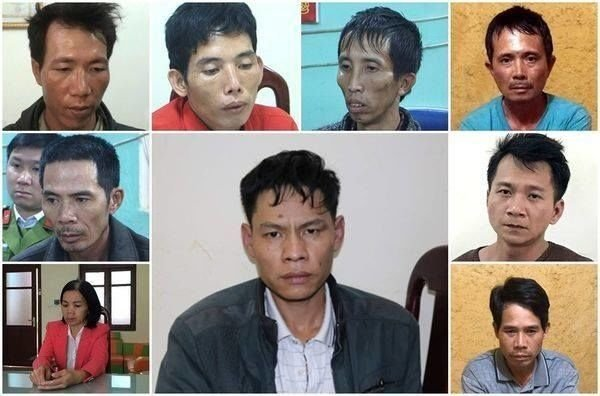 Vụ nữ sinh giao gà bị sát hại ở Điện Biên: 6 bị cáo bị truy tố án tử hình