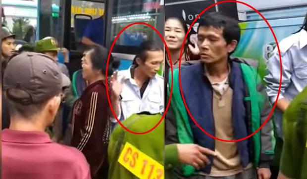 Tài xế xe buýt bị lái xe ôm cầm dao truy đuổi liền chốt cửa hỗn chiến trên xe buýt tại Hà Nội