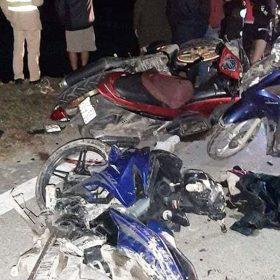 Chú rể tử vong khi đi mời cưới – Cô dâu gặp tai nạn trên đường ra hiện trường