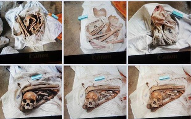 Vụ phát hiện 9 bộ hài cốt ở tây Ninh : Có người nhìn thấy cảnh giao dịch xương người