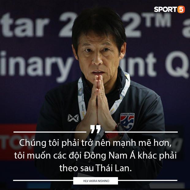 """HLV U23 Thái Lan """"nổ"""" tưng bừng trước thềm VCK U23 châu Á: """"Tôi muốn các đội bóng Đông Nam Á phải theo sau mình"""""""
