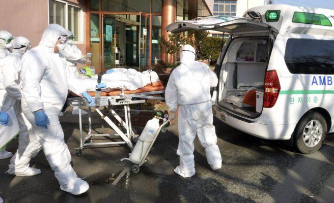 Dịch Covid-19: Hàn Quốc xác nhận ca tử vong thứ 12, số ca nhiễm tăng thêm 169