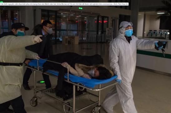Được chữa khỏi virus corona được 5 ngày, bệnh nhân đột ngột tử vong