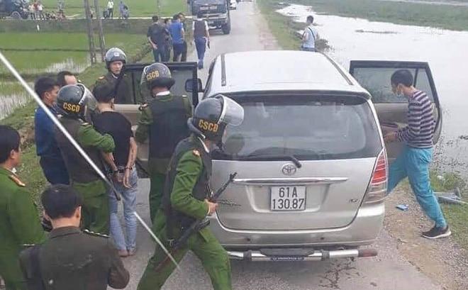 Nghệ An: Một chiến sĩ công an hy sinh khi truy đổi đối tượng buôn bán ma túy