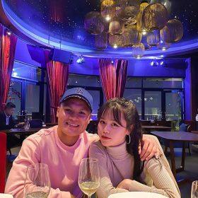 Hậu chia tay Nhật Lê, Quang Hải vội đặt trạng thái hẹn hò Huỳnh Anh trên Facebook cá nhân