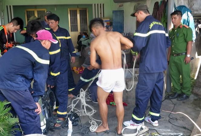 Xuống giếng tìm dao, 2 người ở Phú Yên ngạt thở tử vong