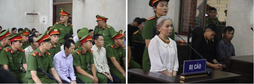 Bố nữ sinh giao gà lý giải việc kiến nghị tòa không tử hình 6 bị cáo