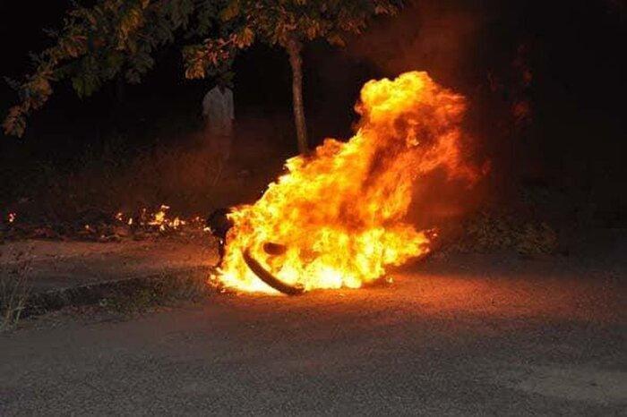 Người đàn ông bị tạt xăng châm lửa đốt nghi do mâu thuẫn nợ nần
