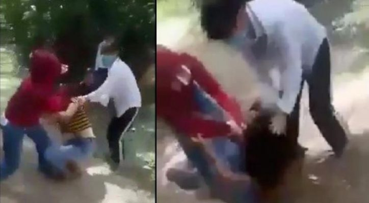 Nghệ An: Nữ sinh lớp 8 bị bạn đưa vào rừng đánh hội đồng dã man