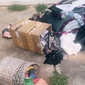 Phát hiện bị cắm sừng trước ngày cưới, chàng trai căm phẫn vứt sạch áo quần hôn thê ra đường
