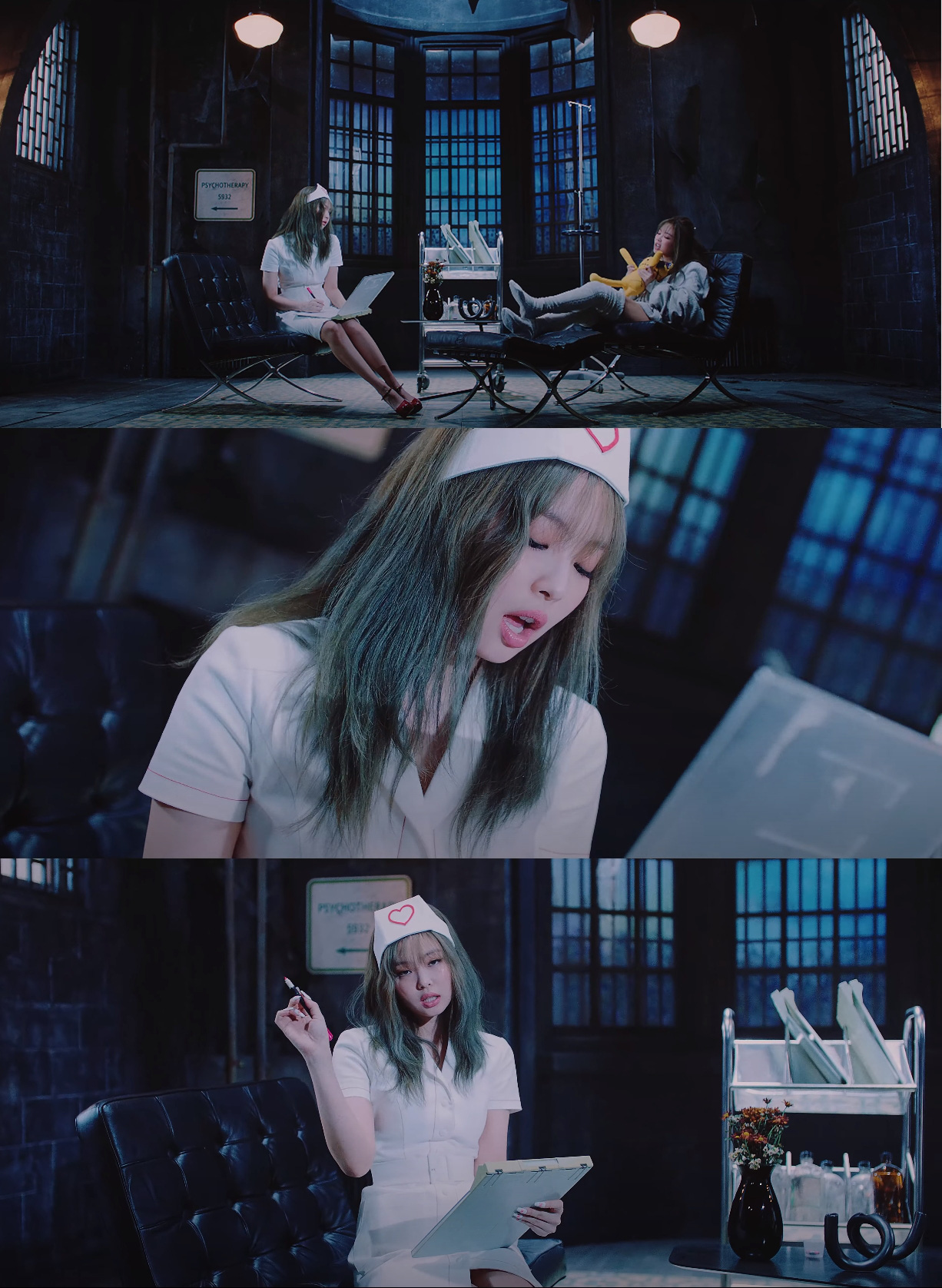 YG lên tiếng trước cáo buộc tình dục hóa y tá trong cảnh quay của Jennie, cân nhắc chỉnh sửa MV Lovesick Girls