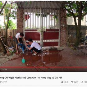 """Sau Hưng Vlog, nhiều YouTuber """"nhanh tay"""" xóa video nhảm nhí, độc hại"""