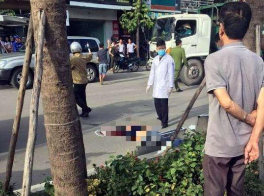 Nghi uống rượu say, người đàn ông đi xe máy tông vào dải phân cách, tử vong tại chỗ