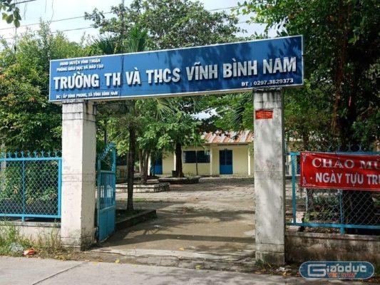 Vụ thầy giáo 43 tuổi bị tố sàm sỡ 2 nữ sinh lớp 4 ở Kiên Giang: Buộc thôi việc