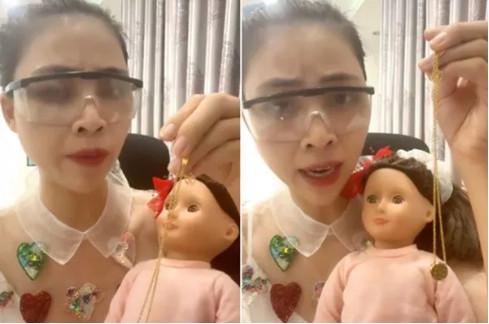 """TikTok lên tiếng vụ youtube Thơ Nguyễn làm clip cho búp bê uống coca và """"xin vía học giỏi"""""""