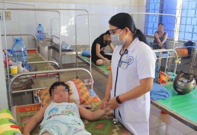 Phú Yên: 2 trường hợp trẻ tử vong do sốt xuất huyết