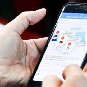 Hướng dẫn các bước làm căn cước công dân gắn chíp online qua Zalo