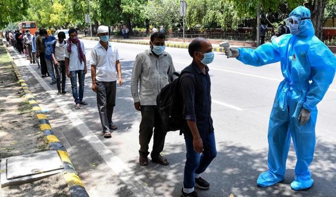Ấn Độ ghi nhận 234 nghìn ca nhiễm COVID-19 mới chỉ trong một ngày