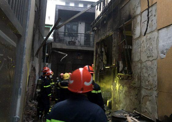 Nguyên nhân ban đầu của vụ cháy làm 8 người chết ở TP.HCM