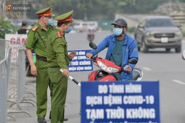 Nóng: Phong toả Bệnh viện K cơ sở Tân Triều, dừng tiếp nhận bệnh nhân