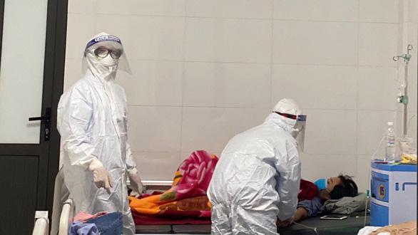 Nữ công nhân 38 tuổi ở Bắc Giang tử vong do nhiễm Covid-19