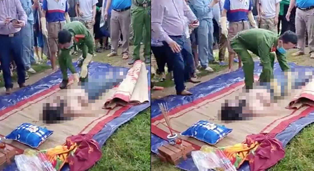 Công bố nguyên nhân hai phụ nữ mất tích ở Nghệ An, thi thể được tìm thấy dưới kênh