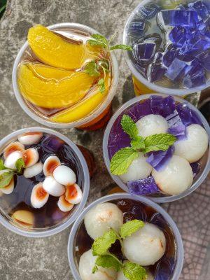 TOP 5 loại đồ uống giải nhiệt HOT nhất mùa hè 2021 tại Hà Nội