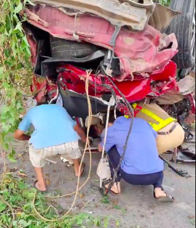 YouTuber Nam OK tử vong vì TNGT: Hiện trường gây ám ảnh