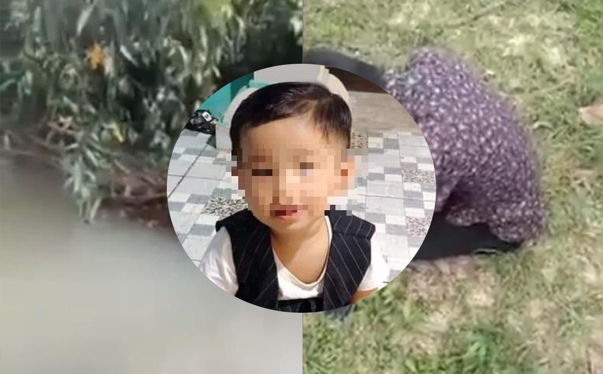 Vụ tìm thấy thi thể bé trai 2 tuổi ở con suối: Đội tìm kiếm từng 20 lần rà soát tại hiện trường