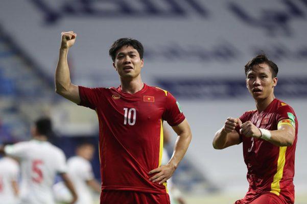 Đội hình tuyển Việt Nam đấu Oman: Chờ dấu ấn Công Phượng