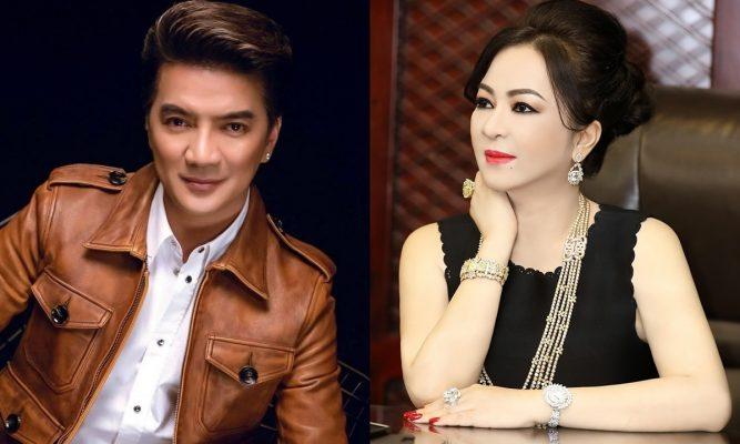 Diễn biến mới nhất vụ bà Phương Hằng và ca sĩ Đàm Vĩnh Hưng tố cáo lẫn nhau